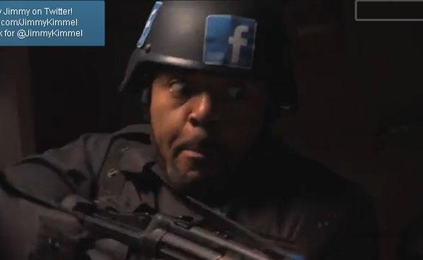 Facebook Police - Funny Skit Video