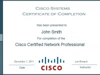 Gain the Cisco Certified Network Professional (CCNP) Certification
