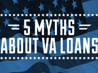 5 Myths About VA Loans [Infographic]