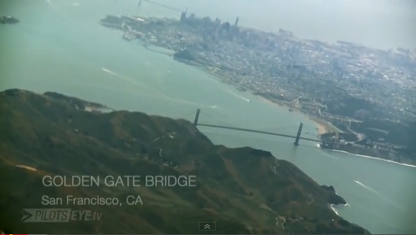 Amazing Pilot's View of Airbus A380 approach and landing at San Francisco