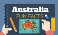 Australia Fun Facts [Infographic]
