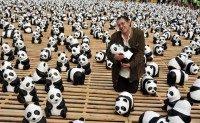 Open-air Exhibition Pandas World Tour – Taipei, China