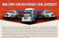 How Tarps Can Help Reduce Fatal Accidents [Infographic]